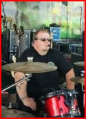 Chad Taylor - drums